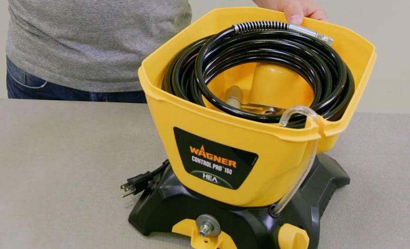 Wagner Control Pro 150 Paint Sprayer