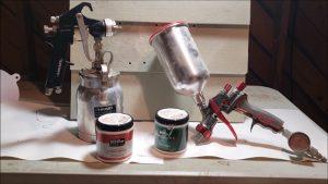 best spray gun for latex paint